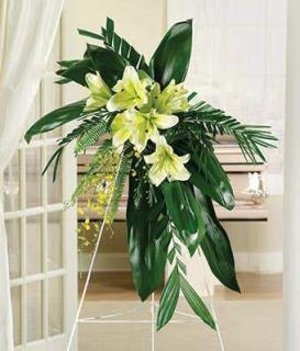 Exceptional Spray/Orchids,Lilies