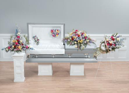 Casket Set/Gerb,Snap,Rose,Carn/BUY SEPARATE/ CLICK FOR PRICE