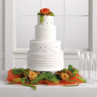 Basic Table and Cake Decoration