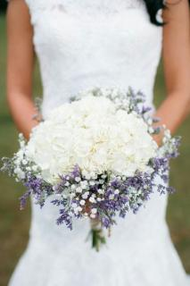Perfect Bliss/Hydrangea,Limonium,Baby Breath