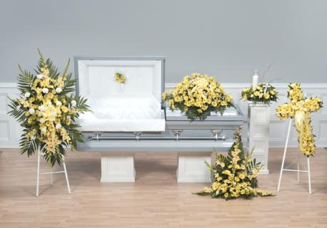 Casket Set/Glad,Daisy,CarnS/CLICK FOR PRICE/ BUY SEPARATE
