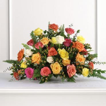 Single Altar Arrangement/Roses