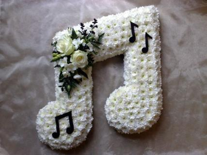 Music Note/Cushions,Roses
