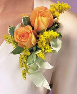 Corsage/Rose,Solidego/Color Optional