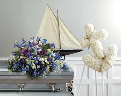 Casket Set/Dendro,Orchid,Carn,Iris/BUY SEPARATE/ CLICK FOR PRICE