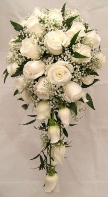 Wedding Bliss/Roses,Baby Breath