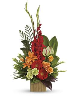 Harmony/Glads,Roses,Lilies,Gerbs,Anthurium,Carns