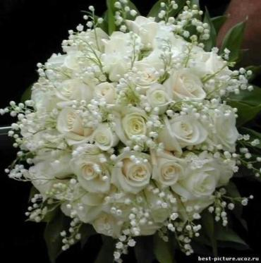 Blessed Bouquet/Roses,Lilly Of The Valley