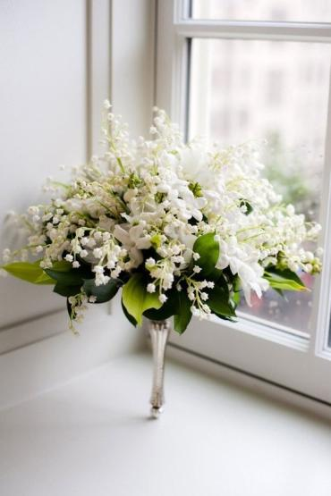 Adorable Me/Lilly Of The Valley,Stephanotis