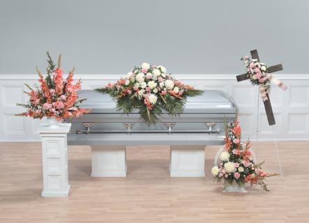 Casket Set/Glads,Carns,Footballs/CLICK FOR PRICE/ BUY SEPARATE