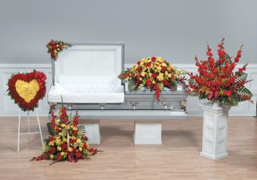 Casket Set/Glad,Carn,Pom,Solidego/BUY SEPARATE/ CLICK FOR PRICE