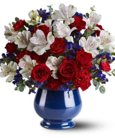 Memorial Day Flower/Roses,Carns,Statice,Alstroemeria