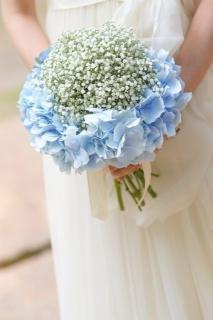 With Joy/Hydrangea,Baby Breath